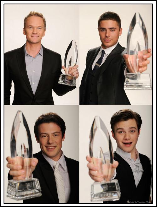 WINNERS: 2011 People's Choice Awards <3