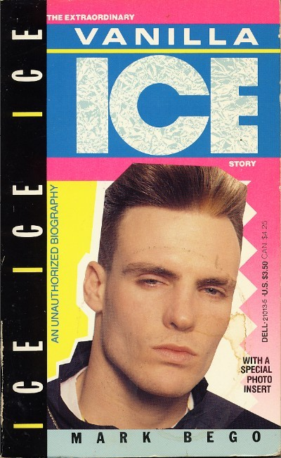 Ice Ice Ice: The Extraordinary Vanilla Ice via 80sfreak