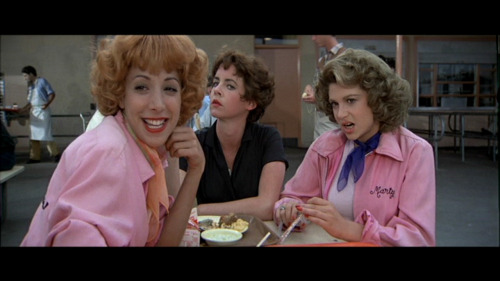 "The Pink Ladies in ""Grease"" 1978"