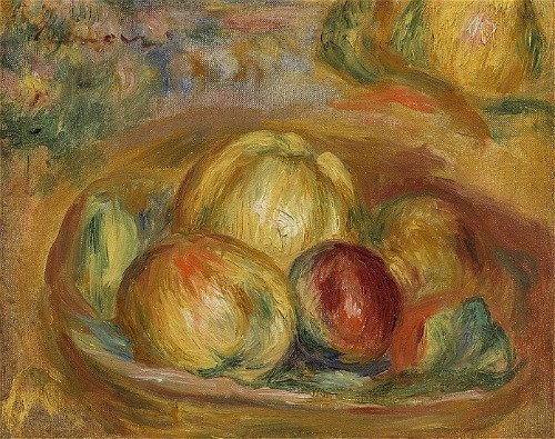 Pierre-Auguste Renoir Apple Compote 1905