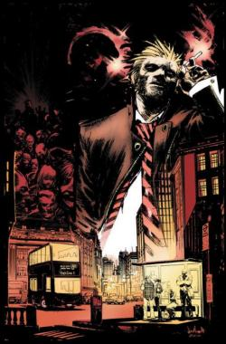 thesuaveclown:  Sean Murhpy's Constantine is perfect
