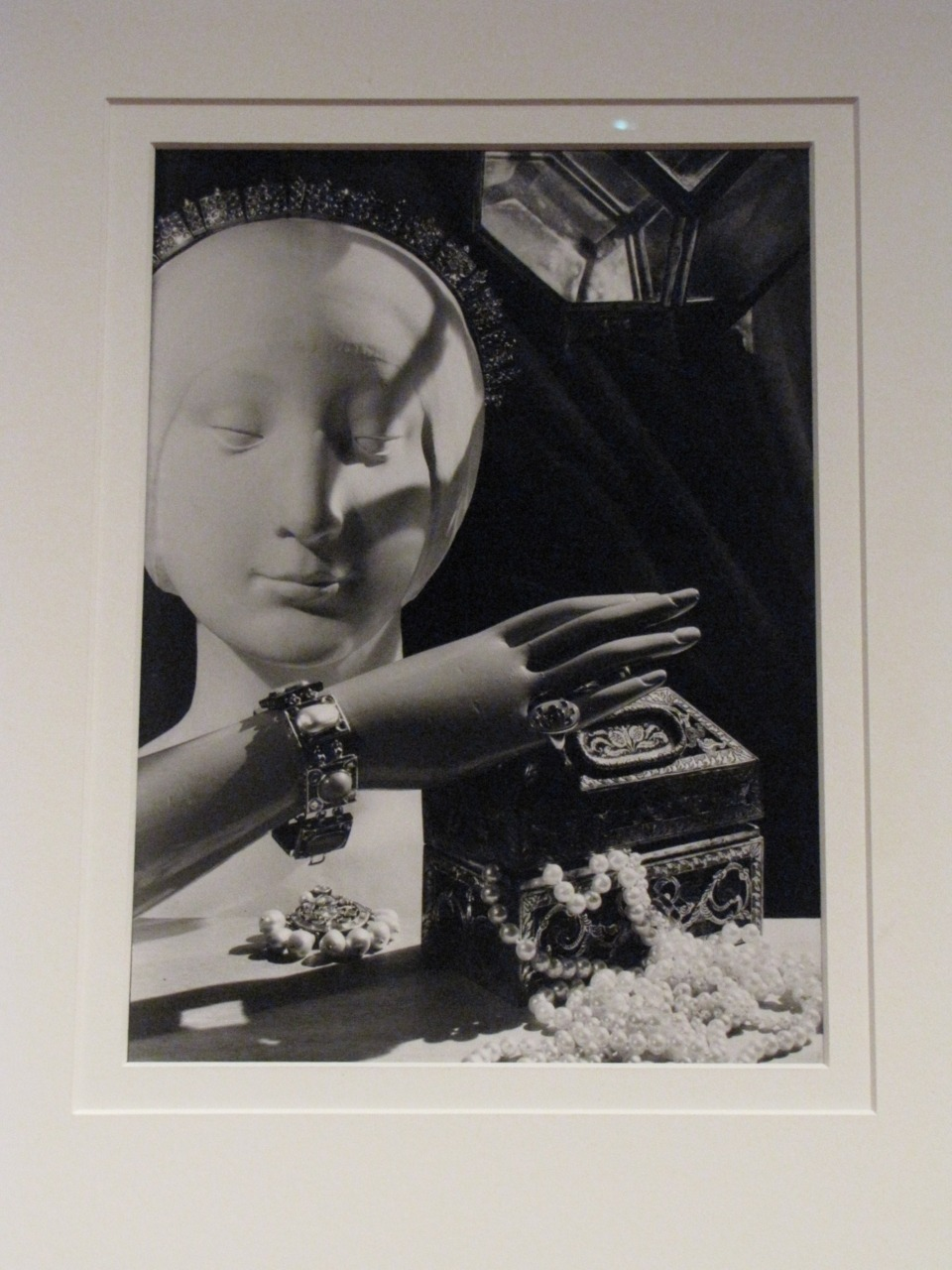 Man Ray, Mannequin, hand with jewelry, ca 1938 Courtesy of http://www.curatedobject.us