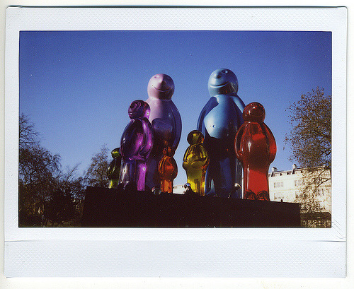 The Jelly Baby Family