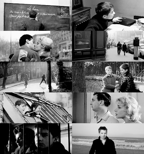 cheapandjuicy:  69. 100 movies | Les quatre cents coup (The 400 Blows)  Oh, I lie now and then, I suppose. Sometimes I'd tell them the truth and they still wouldn't believe me, so I prefer to lie.