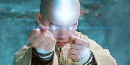 Tonight: The Last Airbender via Bad Movie Night @DarkRoomTheater. 2263 Mission St. 8 PM. $5. Featuring Mike, Sherilyn, and Dan. [Bad Movie Night at the Dark Room is reportedly like an interactive Mystery Science Theater. I used to do similar antics at my college. From experience I can tell you it's fun on a sponge cake.]