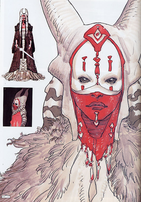 etheria:  star wars concept art