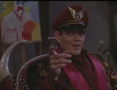 General M Bison has that smoking jacket swag