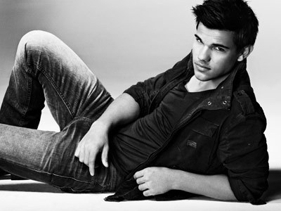 Taylor LautnerEven though it inspired one of our favorite songs, Taylor Swift is crazy for leaving him. He is gorgeous, he has the perfect body, and his smile is adorable<3 Team Jacob all the way! *edit*We in no way want anyone to think we support Twilight obsessions we find it annoying and it pains us that such a hot guy was part of that shit. (:
