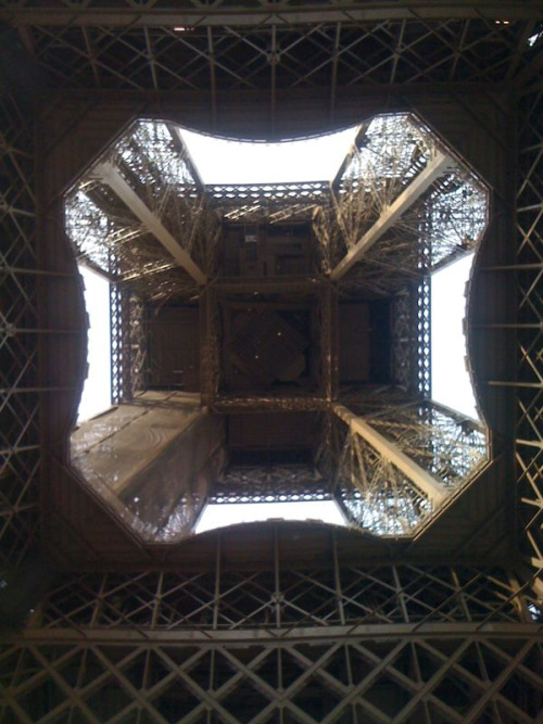 #random photo du jour nedhepburn:  Where the fuck is that Eiffel Tower everyone was talking about?