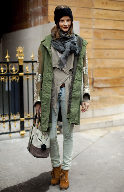 Street Chic: Paris Photo: Tim Regas for Cool Hunt