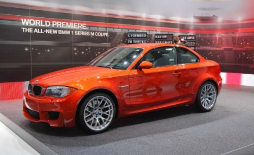 LIVE from Detroit: The all-new 2011 BMW 1 Series M Coupe is the fastest compact object to come from Bavaria since the classic 1988 M3.