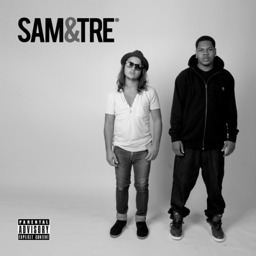 Download Sam & Tre's Album Now!       The debut record from our close friends and partners, Sam & Tre, is now available on our Bandcamp page. After being introduced during a 2008 recording session in Nashville, Sam and Tre, along with DJ Kidsmeal, decided to collaborate and see what happened. Eventually, their unique brand of Electro Glitch Hip Hop was born. With roots in Hip Hop and Rock, their unique group represents all of their respective upbringings in London, Atlanta and Trenton, Tennessee, while still keeping an international sensibility. Sam has produced artists such as Josh Doyle, Circle of Sound, Intramural, and Damien Horne, just to name a few. Sam and Tre have recently performed major music events such as Nashville's 8 Off 8th/BMI promotional series at Mercy Lounge, RedGorilla Music Fest, and SXSW (South By Southwest) festival. Sam and Tre's forthcoming EP effort will be their first collaborative recording. While showcasing their own unique sound, they hope to channel influences such as Producer/ Composer Alan Shacklock (Sam's father), Jimi Hendrix, Bach, Kanye West, Tupac Shakur and Michael Jackson. In the upcoming months, you can catch Sam and Tre, along with DJ Kidsmeal, hosting all-night parties at schools, houses, and even makeshift music venues from Nashville to Miami to London, where Sam and Kidsmeal are no stranger to the diverse music scene.