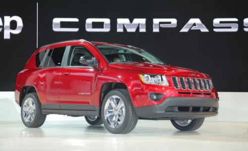 The 2011 Compass, Jeep's compact urban crossover SUV, has undergone a major revamp.