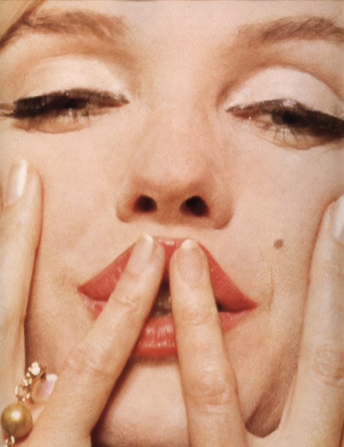 Marilyn Monroe by Bert Stern 1962