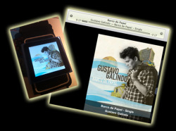 "iPod Giveaway! Email us a still or picture of ""Barco de Papel"" playing on your music player (check out the samples above) along with your name and email address to info@gustavogalindomusic.com  One entry per person.  Open to all ages.  Contest closes February 11, 2011.US Only"