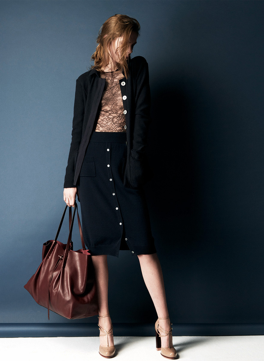 Nina Ricci Pre-Fall 2011 Photo: Courtesy of Nina Ricci