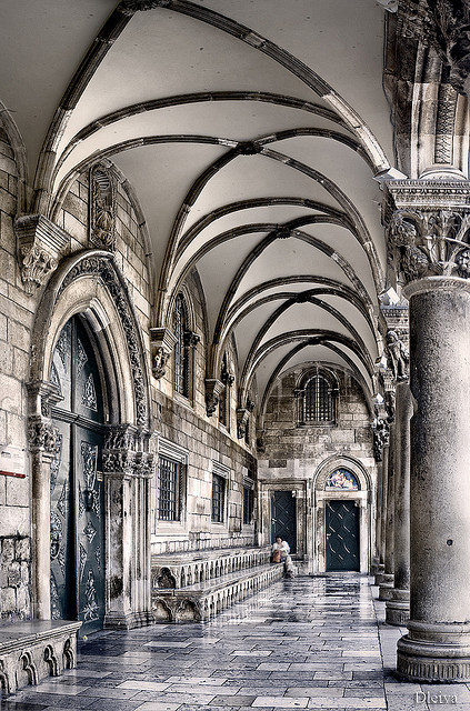 The Rector´s Palace, Old City of Dubrovnik - Croatia