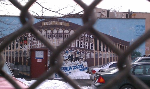 rudyvang:  take back Ebbets Field