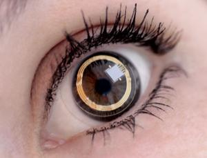 A contact lens that can monitor diabetes might also have uses as an augmented reality contact lens. The original lens has been developed at the University of Washington, and can monitor glucose levels in people with diabetes, by using a tiny array of LEDs on the lens. It works because glucose levels in tear fluid correspond directly to those found in the blood, making continuous measurement possible without the need for thumb pricks. This type of technology could also be useful for making a contact lens that could also show information to the wearer - kind of an 'in-eye' computer screen. Like an RFID tag, these lenses can be powered by a nearby loop antenna. In trials these have been taped to a person's face, but they could possibly be built into glasses or other headwear.