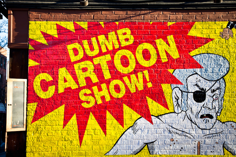 Dumb Cartoon Show