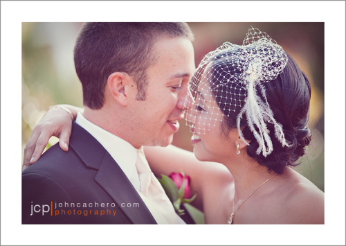 Norfolk wedding photograph - Christine & Chally John Cachero Photography