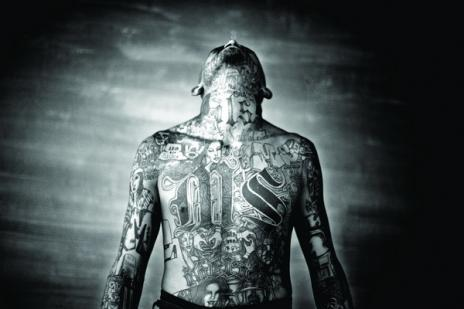 "tenderlovingcare:  ""Mara Savatrucha, or MS-13, is one the most notorious gangs in the world. Yet MS-13 and other gangs such as Calle 18 originated just decades ago among the Salvadorian immigrant community of Los Angeles. Soon the US authorities began deporting gang members back to El Salvador, exporting LA gang culture to a country rife with weapons from civil war and sparking an explosion in vicious gang-related crime. MS-13 currently has over 50,000 members in the US, El Salvador, Guatemala and Honduras. Cities like San Salvador, El Salvador's capital, experience some of the highest murder rates in the world."""