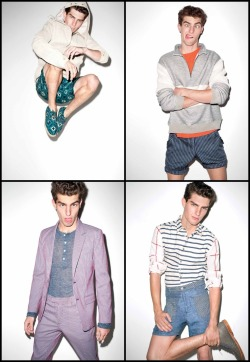 Opening Ceremony Spring 2011 | Paolo Anchisi by Terry Richardson