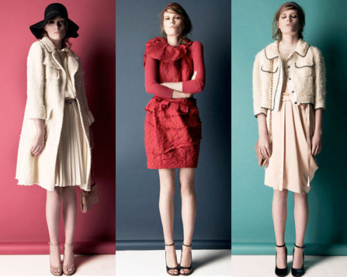 First Look: Nina Ricci pre-fall 2011 See the entire pre-fall collections here
