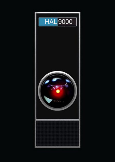 nevver:  Happy Birthday HAL 9000