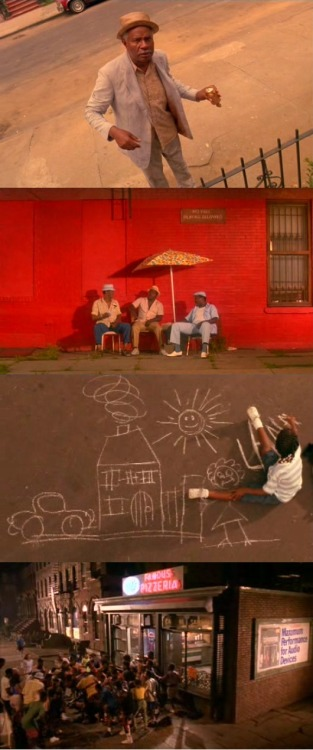 Do the Right Thing, 1989 (dir. Spike Lee) By thatgiantdoodie