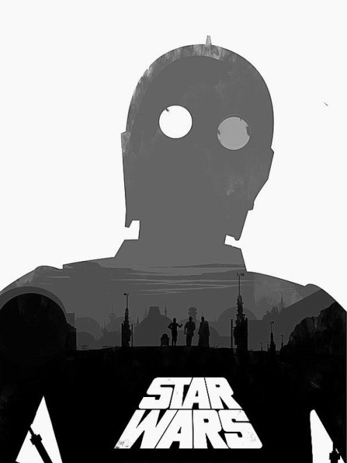 Star Wars by Olly Moss