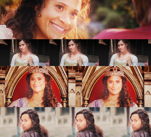 izkim:  Top 20 TV Female Characters (no specific order) - 05. Guinevere, Merlin  my beautiful gwennie <3