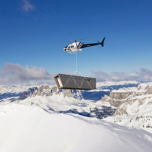 architizer:  International Mountain Summit '10 by Cimini Architettura. January 12, 2011: Project of the Day. Read more here.