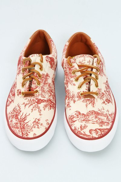 What a fun summer shoe! Keds for OC