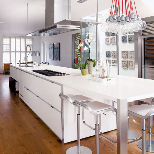 photo: kitchen island unit