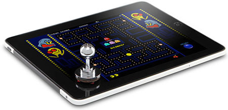 """The """"Joystick-It"""" is a add-on device which enhances the gaming experience. ($25)"""