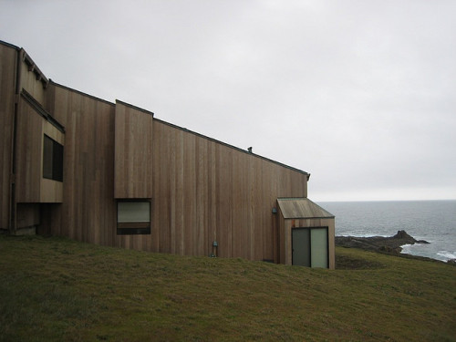 exterior condo view (by suzamaphone) Sea Ranch, CA. I want (nay, NEED) to go to here again. (Pssst @bugheart.)