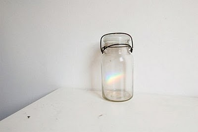 A little Jar of Magic, a Little pot of sunshine, A little happiness just for you ! (: