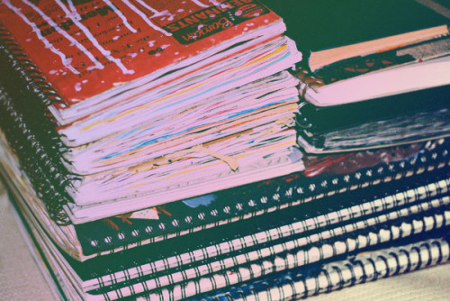 I've produced way too many projects/sketchbooks over the past year to a point where I've already lost count.