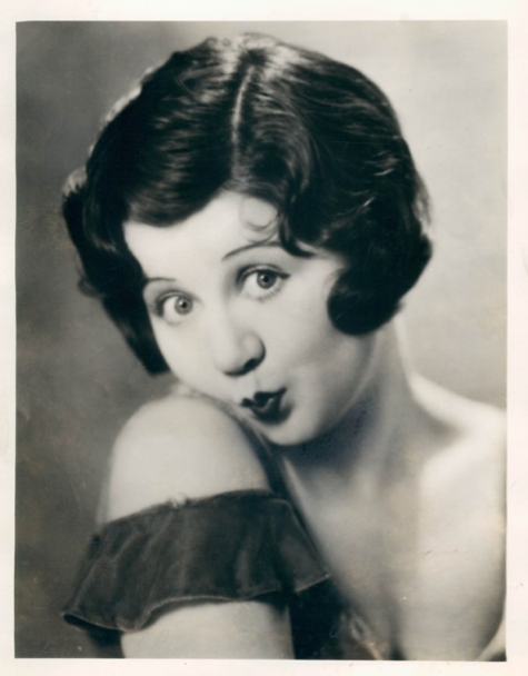Mae Questel the voice of Betty Boop 1931