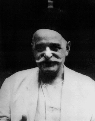 "Although the actual year and date of his birth is debatable, Gurdjieff's birthday is traditionally celebrated today, January 13th. G.I.  Gurdjieff was born in Alexandropol, close to the frontiers of  Russia  and Turkey, circa 1866. Finding that neither science nor  religion  answered his questions about the meaning of man's life, he  became  convinced that an ancient knowledge must exist and could still  be found  on Earth. After twenty years of search in remote parts of  Central Asia  and the Near East, he returned to Russia in 1912. Settling  near Paris in  1922, he established the Institute for the Harmonious  Development of  Man at Fontainebleau. In 1924, he made the first of a  series of visits  to America. In 1929, he moved from Fontainebleau to  Paris where he  continued writing and working with a small number of  students until his  death in 1949.  A Few Quotations: ""Awakening begins when a man realizes that he is going nowhere and does not know where to go."" — G. I. Gurdjieff ""To  be in a room with others where keeping a question alive is more  important than thinking one has the answer."" — G.I. Gurdjieff, ""Views  From the Real World."" ""Man is a symbol of the laws of  creation; in him there is evolution, involution, struggle, progress and  retrogression, struggle between positive and negative, active and  passive, yes and no, good and evil."" — G.I. Gurdjieff ""The  sole means now for the saving of the beings of the planet Earth would  be to implant again into their presences a new organ… of such properties  that every one of these unfortunates during the process of existence  should constantly sense and be cognisant of the inevitability of his own  death as well as the death of everyone upon whom his eyes or attention  rests. Only such a sensation and such a cognisance can now destroy the  egoism completely crystallized in them."" — G. I. Gurdjieff. ""Beelzebub's Tales To His Grandson."" from parabola-magazine on Facebook."