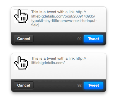 Twitter for Mac - Character counter treats url's as shortened url's