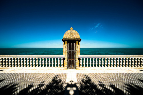 Tower Of Cádiz (by Siniša Jagarinec)