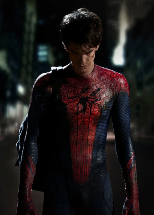 Spiderman.  One of my new favorite actors is starring and Marc Webb directing… I'm so excited!