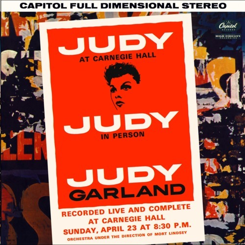 Judy Garland - You Made Me Love You / For Me and My Gal / The Trolley Song (Medley)
