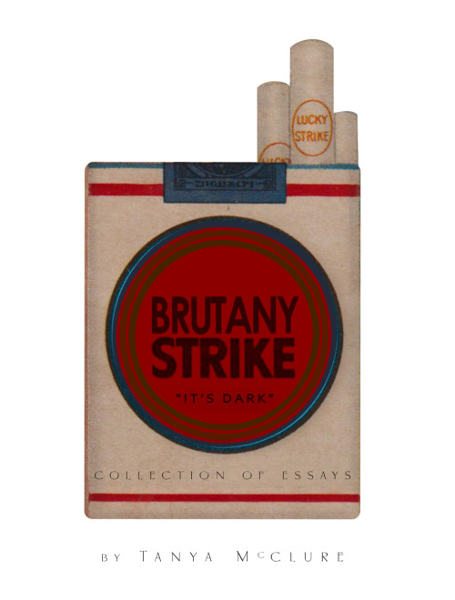 "CONCEPT BOOK COVER ART- ""Brutany Strike, It's Dark!"" Resume/Bio:  http://www.linkedin.com/in/tanyamcclure Direct Link:  http://tanyamcclure.tumblr.com/post/2734268401/brutanystrike-bookcover"