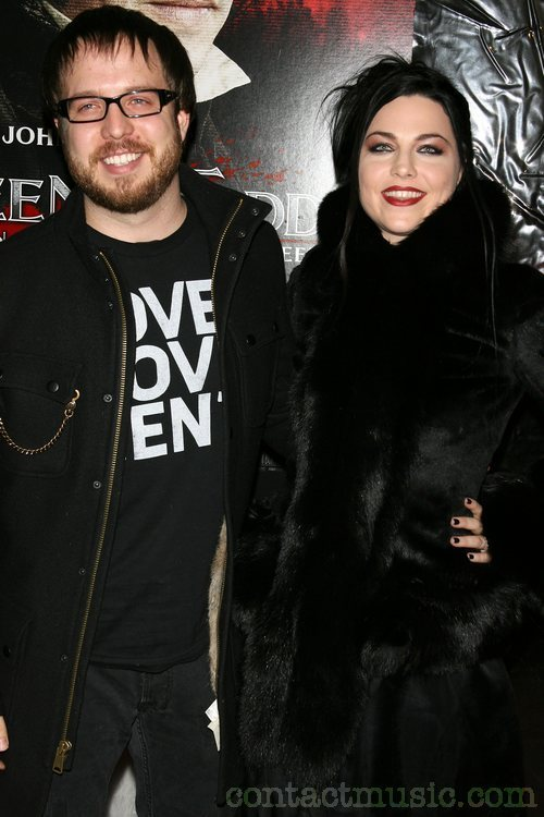 amy lee and josh hartlzer