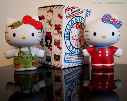 UO Hello Kitty Figurines Series 3 (Germany & Great Britain) (by Taliebum)