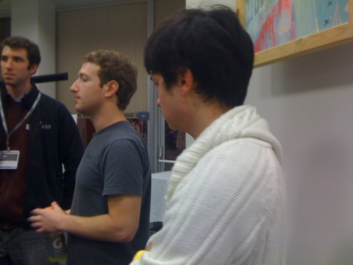 I had the chance to chat with Mark Zuckerberg today. His advice: don't sell your company.