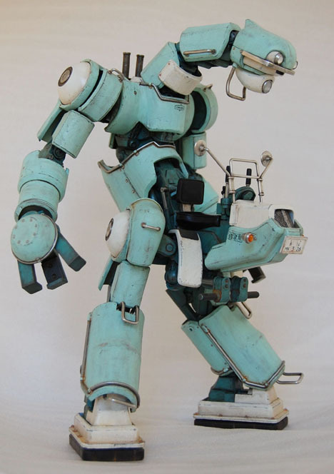 pandrewshaner:  Atompunk Gogbot (entry from 2009)